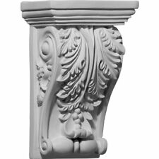 Antique Carved Corbel Shelf Mantle Bracket Fireplace Dining Room Decorative Larg