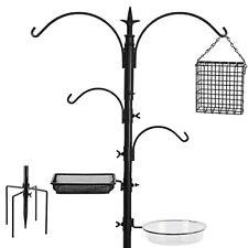 New listing Bird Feeding Station Kit 91 Inch Bird Feeder Pole, Multi Feeder Hanging Kit New