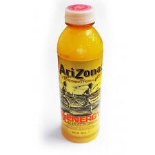 Arizona Tea RX Energy Tallboys 20 Oz Plastic Bottles Pack of 24