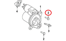 Genuine Ford Starter Mount Bolt (x1) OE W704942S437M