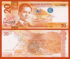 P206     Philippines/ Philippinen   20  Piso   2014       UNC