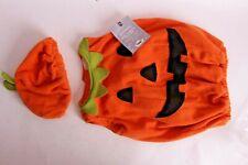 NWT Pottery Barn Kids Pumpkin Halloween Costume 3-6 mos baby