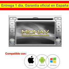 AUTORADIO/DVD/GPS/BT/IPOD/NAVI/RADIO PLAYER HYUNDAI i20 (2008-2014)