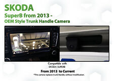 Skoda Superb B6 2008-2015 2nd Gen Columbus Audio Reversing Camera module kit