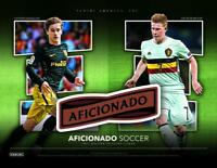 2016-17 Panini Aficionado Soccer Trading Cards Pick From List (Includes SPs)