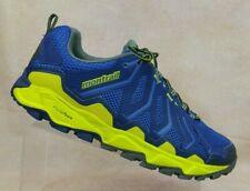 Montrail Blue/Yellow Running Training Sneaker Shoes GM2223-437 Men's 11 / EUR 44