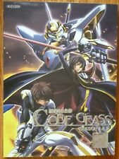 Code Geass Lelouch of the Rebellion + R2 Complete 4-DVD Anime Season 1 & 2