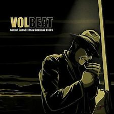 Guitar Gangsters & Cadillac Blood by Volbeat (CD, Mar-2009, MRI Associated Labe…