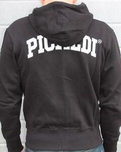 Picaldi Sweatjacke 2005 Schwarz/Silber Black/Silver SONDERANGEBOT Neu HOT Kult