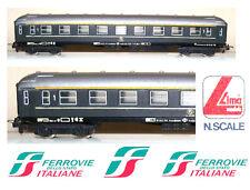 LIMA 301 VINTAGE VAGONE PASSEGGERI 1a Classe FS ITALY Serie AZ UIC 27799 SCALA-N