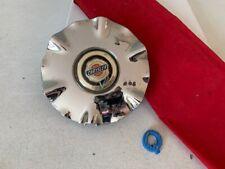 "#Q 1)  01-03 Sebring 16"" WHEEL CENTER CAP HUBCAP OEM 04782269AB  chrome 5-3/8"""