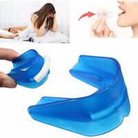 Anti Snore Mouth Guard Piece Snoring Stopper Sleep Aid Apnoea Sleeping Solution