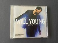 CD - WILL YOUNG - LET IT GO