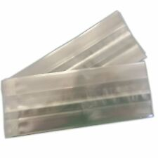 "10 9"" Cellophane Bags with Gusset - Clear Cello Sweet Candy Party Food Display"