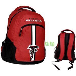 NFL Atlanta Falcons Action Backpack (Travel,School,Work )