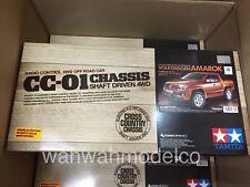 Tamiya 58616 1:10 Volkswagen Amarok Truck CC-01 Chassis