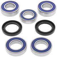 Wheel Bearing And Seal Kit~2007 Honda CBR600RR All Balls 25-1563