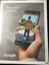 Nest Hello Smart Wi-fi Video Doorbell (NC5100US) BRAND NEW UNOPENED
