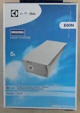 Electrolux E60N Original Paper Dustbag Vacuum Bag Pack of 5 ELECTROLUX & VOLTA