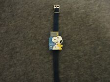 SNOOPY & WOODSTOCK VINTAGE CITIZEN ADEC DIGITAL POP-UP WATCH-NEW BATT/RUNS GREAT