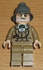 Lego Indiana Jones Figur Sir Henry Jones (Indie`s Dad)