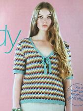 Rowan Sweaters/ Clothes Crocheting & Knitting Patterns