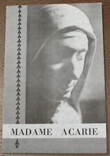 Madame Acarie Blessed Marie of the Incarnation 1566-1618 Biography CATHOLIC BOOK