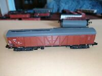 Minitrix 51 3503 00 Gedeckter Güterwagen , 4-achsig  Spur N