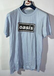 Oasis Vintage 90x T Shirt Definitely Maybe Size M