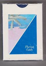 NIP Playing Cards by Phillip Morris Inc 1997 (Beach Scene)