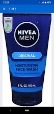 Nivea Men Face Wash Original Moisturizing 5oz