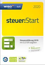 Download-Version WISO steuer:Start 2020 Arbeitnehmer Steuererklärung für 2019