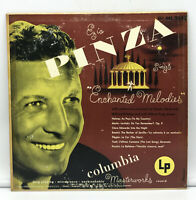 Ezio Pinza - Ezio Pinza Sings Enchanted Melodies 10'' Vinyl LP 1950 NM
