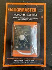 Gaugemaster Model 'HH' Hand Held Controller