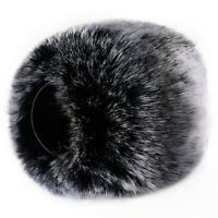 Neewer Outdoor Microphone Furry Windscreen Muff for Zoom H4n Tascam DR-40