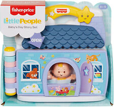 Little People Baby's Day Story Set