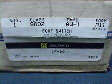 Commutateur Pied Square D 9002-aw-1
