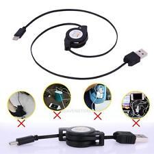 Aufrollbar Ausziehbar USB 3.1 Type C Sync Kabel Datenkabel Ladekabel universal