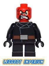 LEGO Minifigure - Red Skull short - Marvel sh251 FREE POST