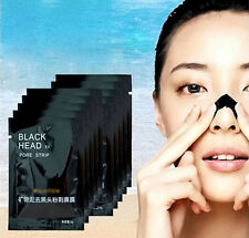 Face Blackhead Remover Mask Deep Cleansing Purifying Peel-off Black Mud Mask