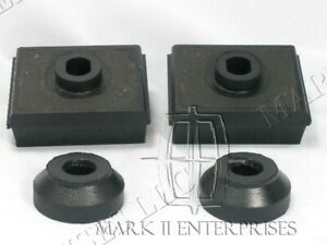 1956-57 Continental Mark II Engine Mounts Motor Mount Set of 4 New