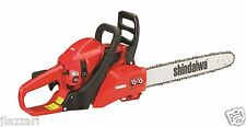 "Shindaiwa 340S-16 34 CC Chainsaw with 16"" Bar and Chain, i-30 Starting System"