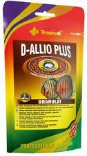 Professional TROPICAL D-Allio Granules ANGELFISH, TETRA, DISCUS MARINE FISH FOOD
