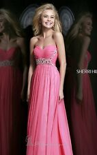 AUTHENTIC  Sherri Hill Style 3904 Evening Prom Dress Size 6 (regular $358)