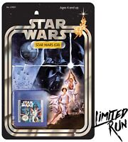 LIMITED RUN GAMES STAR WARS  (GAMEBOY) CLASSIC EDITION (PRE-ORDER)