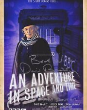 David Bradley Hand Signed 8x10 Photo, Autograph, Doctor Who, Harry Potter