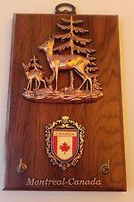 Porte/Accroche clés mural Décoratif Canada Montreal