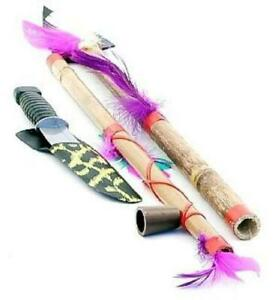 Native American Indian Weapon Costume Accessory Set