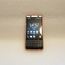 BlackBerry KeyOne Unlocked 3GB 32GB Android Smartphone Black Silver mint UK
