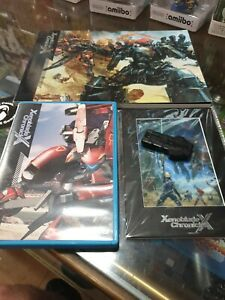 Xenoblade Chronicles X: Special Edition (Wii U) Missing outer box